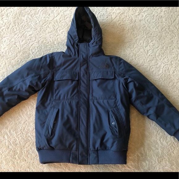 Men's North Face Down Jacket